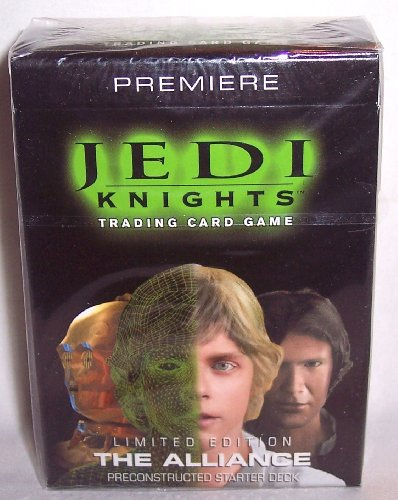 Jedi Knight, the Alliance Trading Cards Game Starter Deck - 1