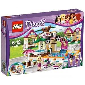 LEGO Friends - Hearthlake City Pool - 41008 + Friends - Water Scooter Fun - 41000