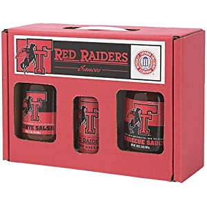 Hot Sauce Harry's Texas Tech Red Raiders Tailgate Party Pack from Hot Sauce Harry's Inc.