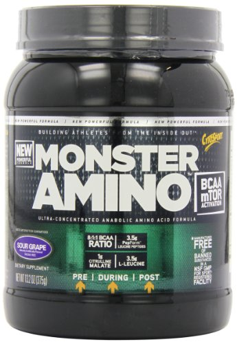 Monster Amino Bcaa Sour Grp30/
