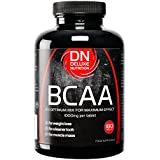 DELUXE NUTRITION BCAA 1000mg 180 Tablets