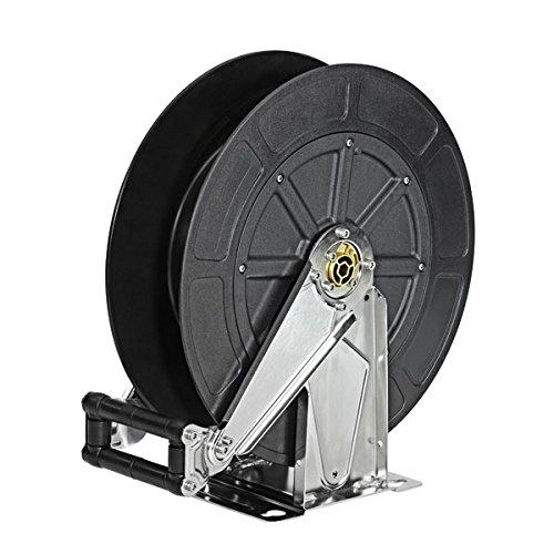 Krcher-ABS-Schlauchtrommel-automatisch-fr-20-m-Schlauch-Edelstahl-6392-9650