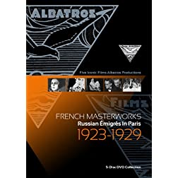 French Masterworks: Russian Emigres in Paris 1923-1929 - 5 Iconic Films Albatros Productions
