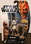 Star Wars The Clone Wars Captain Rex Action Figure