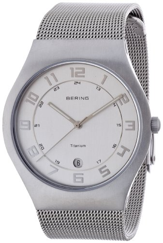 [ベーリング]BERING 腕時計 Ultra Slim Titanium 11937-000 メンズ 【正規輸入品】