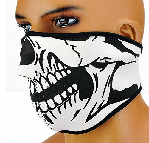 1 PCS Navy Seal The Hell Demons Skeleton Ghost Skull Face Dark CS Cosplay Motocycle (Navy Seal Balaclava compare prices)