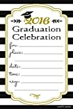 Graduation Invitations 2016 - Fill In Style (20 Count) With Envelopes