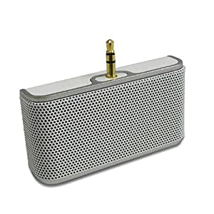 Macally Turbotune Portable Stereo Speaker With Lithium Battery