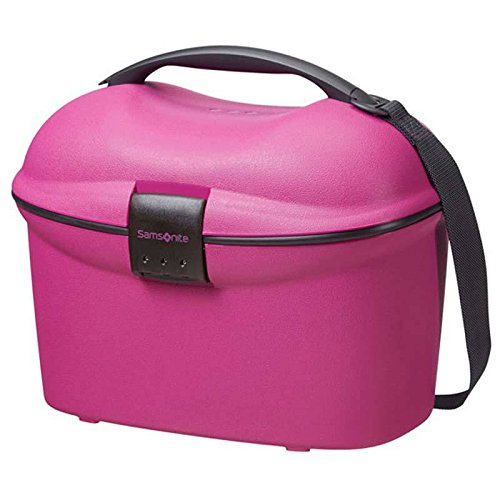 Samsonite V85*40002 Cabin Beauty Case da Viaggio, Fuchsia, 15