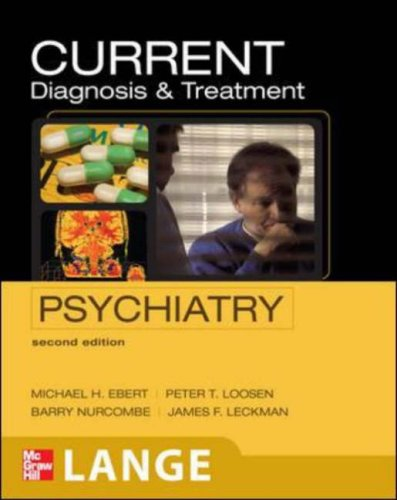 CURRENT Diagnosis & Treatment Psychiatry, Second...