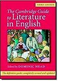 The Cambridge Guide to Literature in English