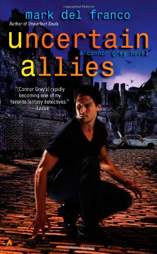 Image of Uncertain Allies (Connor Grey, Book 5)