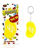 Jelly Belly 15217 3D Jelly Bean Air Freshener - Lemon Drop