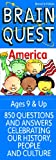 img - for Brain Quest America book / textbook / text book