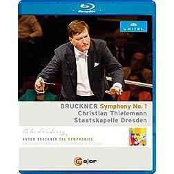 Bruckner: Symphony No. 1 [Blu-ray]