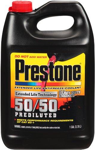 Prestone AF9100 HD Extended Life 50/50 Antifreeze - 1 Gallon (Prestone Antifreeze 50 50 compare prices)