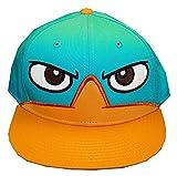 Disney Phineas & Ferb Wheres Perry Snapback Baseball Cap