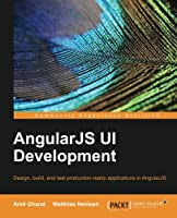 AngularJS UI Development Front Cover