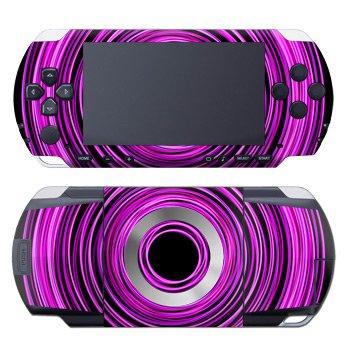 PSP Skin Slim & Lite - Circulitis Pink