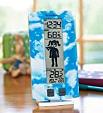 My First Weather Station with a Kid-Friendly Forecast Icon, Girl