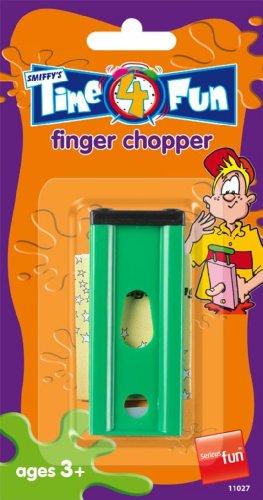 Smiffy's Finger Chopper Joke