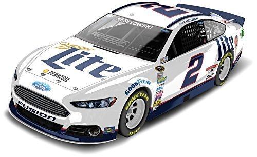 lionel-racing-cx25865m5bw-brad-keselowski-2-miller-lite-2015-ford-fusion-164-scale-arc-ht-official-n