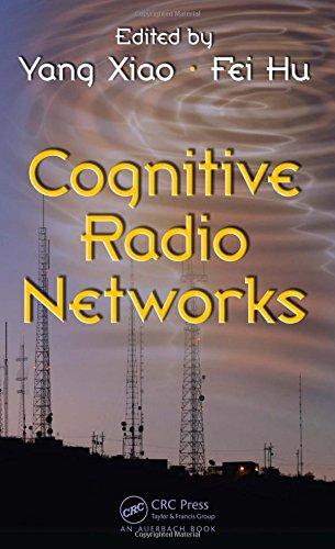 Cognitive Radio Networks (2008)