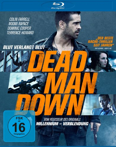 Dead Man Down [Alemania] [Blu-ray]