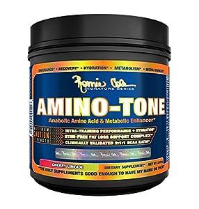 Ronnie Coleman Signature Series Amino Tone Supplement, Cherry Limeade, 390 Gram