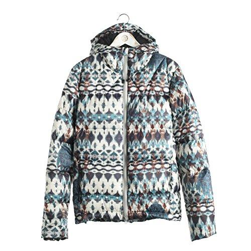 Monro(モンロ) ダウンジャケット DOWN HOODIE JK BARACKA 262914856 Light Gray(ライトグレー) 2 (M)