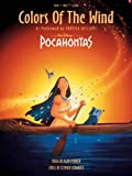 img - for Colors of the Wind (From Disney's Pocahontas) - Sheet Music Single book / textbook / text book