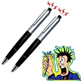 Yonger Funny Shock Gag Pen Prank Trick Toys Gift Electric Shocking Pen with Battery