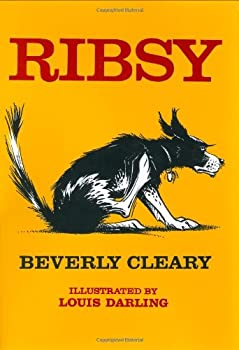 "Cover of ""Ribsy"" Henry Huggins"