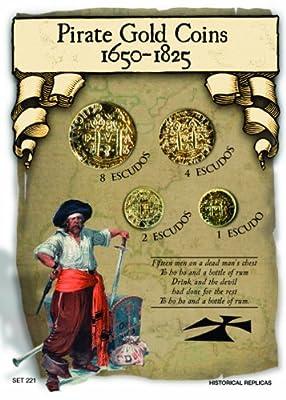 (DM 221) Pirate Treasures 5x7