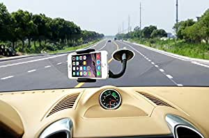 Link+ Universal Windshield Mount Holder for Xiaomi Mi Note Pro