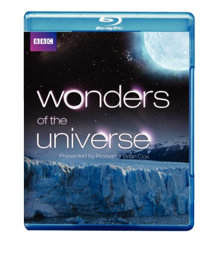 Cover art for  Wonders of the Universe [Blu-ray]