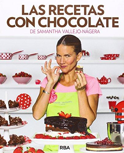 LAS RECETAS CON CHOCOLATE