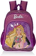 Barbie Violet Children's Backpack (EI-MAT0051)