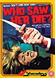 Who Saw Her Die [DVD]