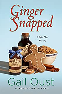 Book Cover: Ginger Snapped: A Spice Shop Mystery