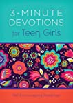 3-Minute Devotions for Teen Girls: 18...