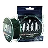 KastKing SuperPower Moss Green Braided Fishing Line 500M(547 Yard)-10LB
