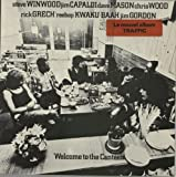 Traffic welcome to the canteen LP
