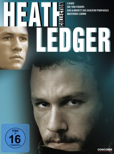Heath Ledger Collection [4 DVDs]