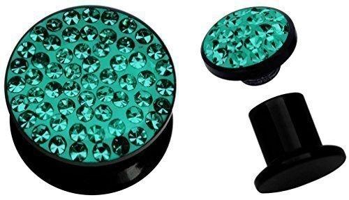piercing-pour-lobe-doreille-en-acrylique-a-visser-en-epoxy-plug-12-mm-vert-turquoise