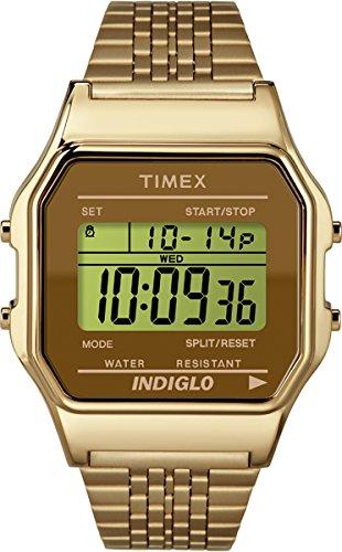 Timex T80 Classic Tw2P48700 Orologio da Polso Unisex
