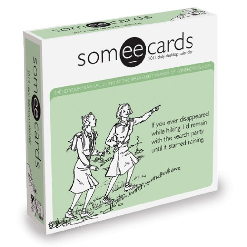 2012 Someecards Box Calendar