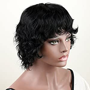 amazon wigs human hair