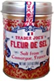 Trader Joe's Fleur De Sel Sea Salt from Camargue, France