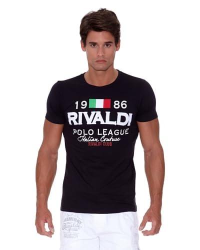 Rivaldi T-Shirt Mersy [Nero]
